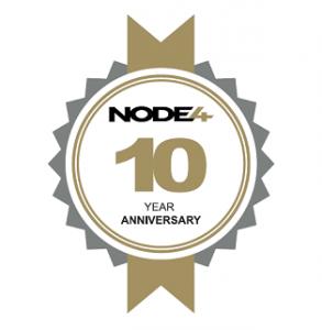 10 year logo 1