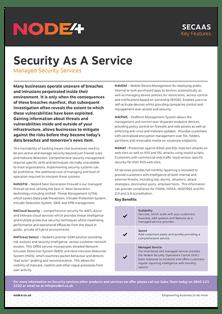 SecurityDataSheet